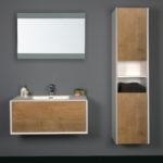 Ocean Bathrooms badkamermeubel Rottumerplaat 900 Eiken (2)