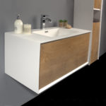 Ocean Bathrooms badkamermeubel Rottumerplaat 900 Eiken (3)