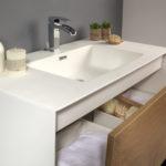Ocean Bathrooms badkamermeubel Rottumerplaat 900 Eiken (4)