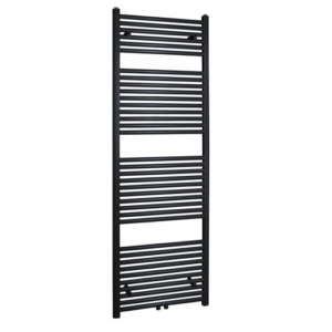 Titan Type Antraciet Recht T6 Design Radiator