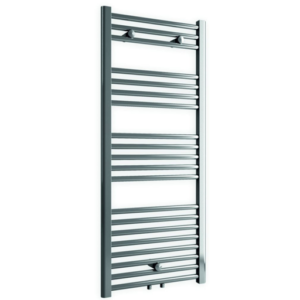 Titan Type Chroom Recht T6 Design Radiator