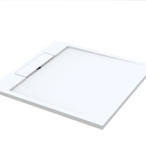 Kunststof / Solid-Surface Douchebakken / poten